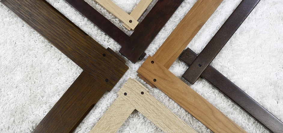 Arts and crafts custom picture frames