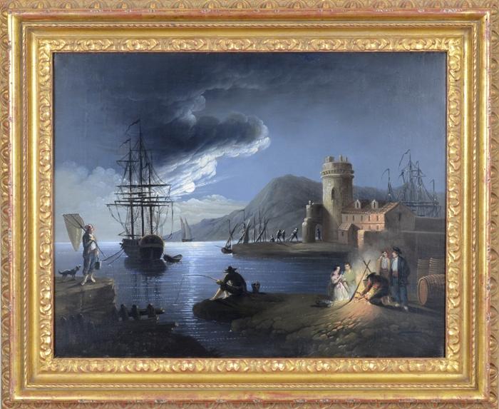 Carlo Maratta- Italian period picture frame